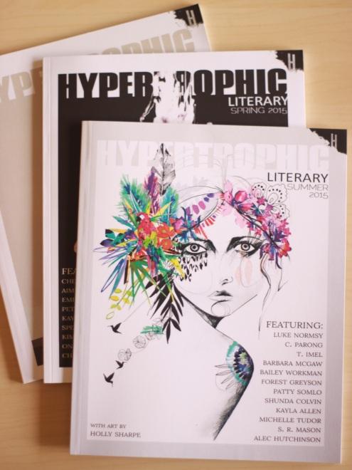 Hypertrophic Literary