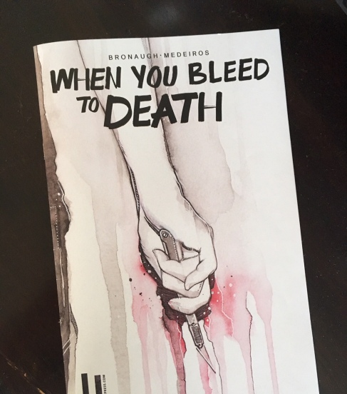 Comic: When You Bleed to Death
